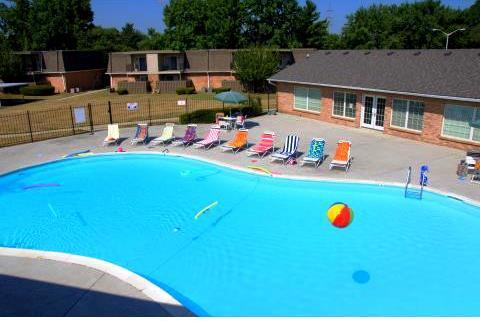 Villa Paree Apartments Indianapolis In